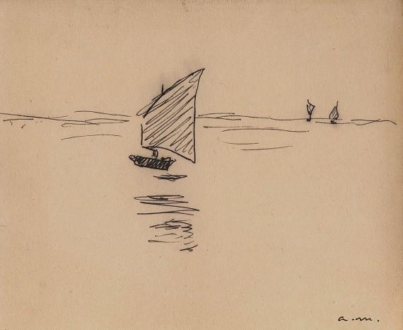 La lagune de Venise, 1936