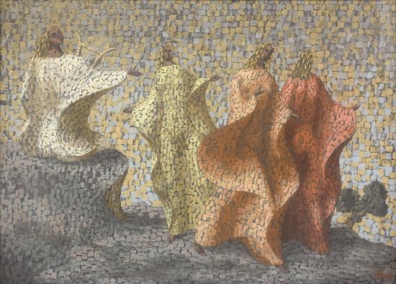 Bacchanale, 1944