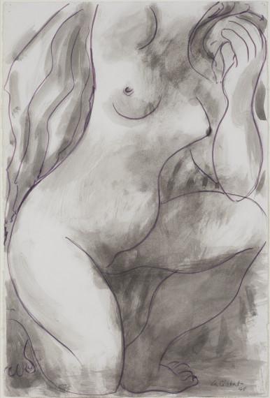 Nude, 1948