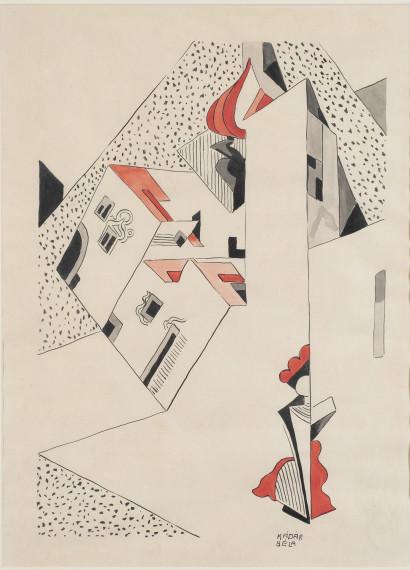 Sans titre, 1928