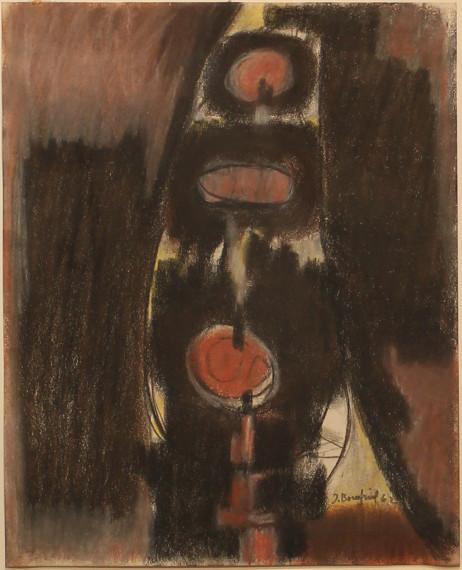 Three Ovals, 1962