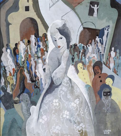 The Wedding, c. 1940