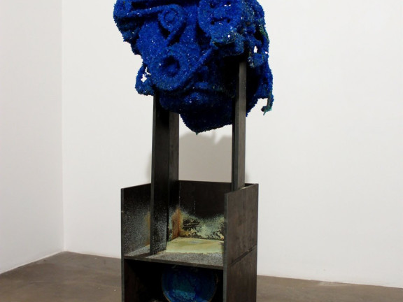 Roger Hiorns - Untitled, 2010