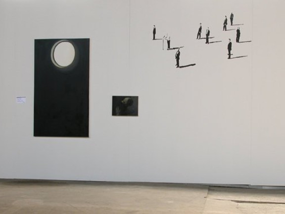 Mr. Quiet (Prague Biennial project), 2005