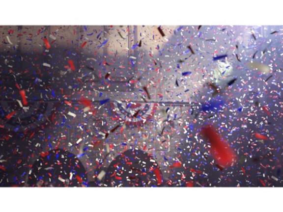 Confetti conservative pixels (8 layers), 2019