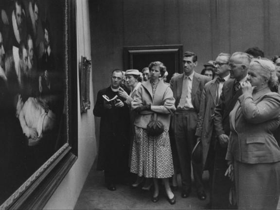 Rijksmuseum, Amsterdam, 1956