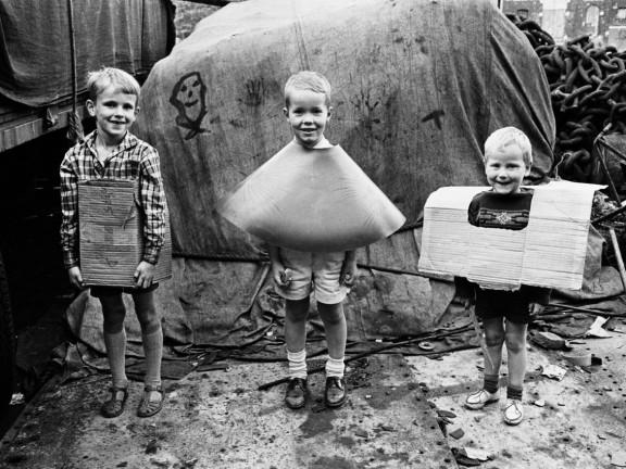 Snoekjesgracht, Amsterdam, 1961