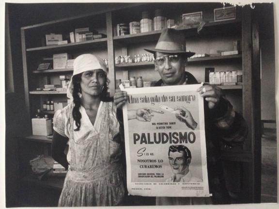 Paludismo, Mexico, 1958