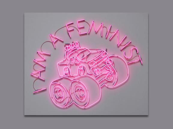 I AM A FEMINIST, 2016