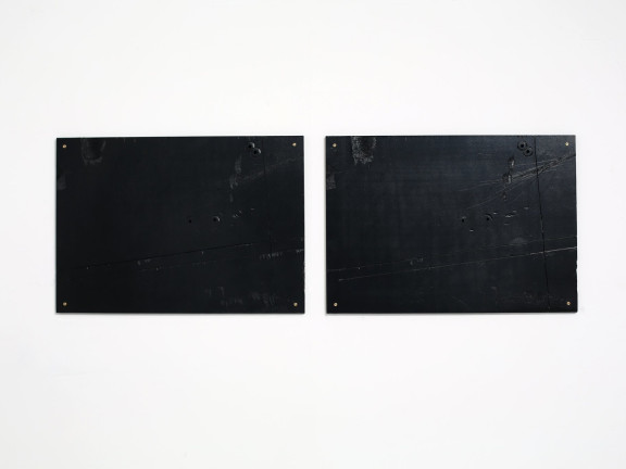 Remorse in black and black, 2012