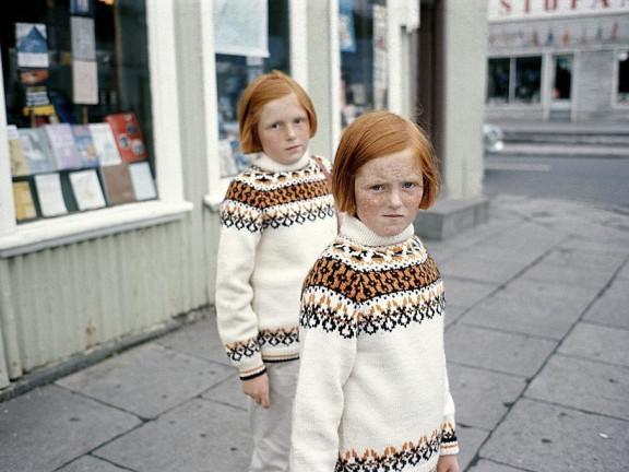 Ed van der Elsken - Belgie (Twins), 1968