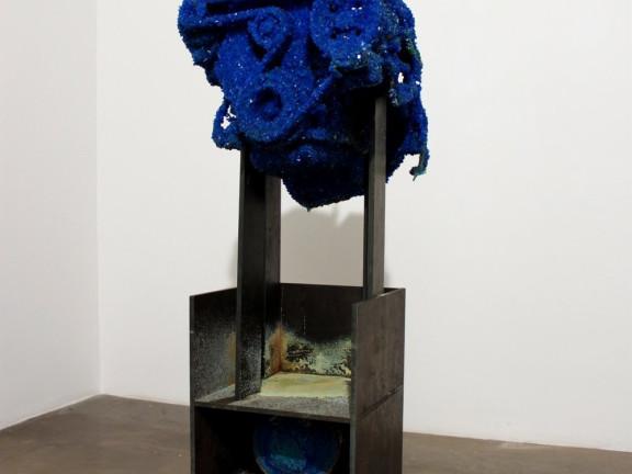 Roger Hiorns - Untitled, 2010
