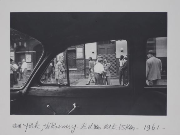 The Bowery, NY, 1961