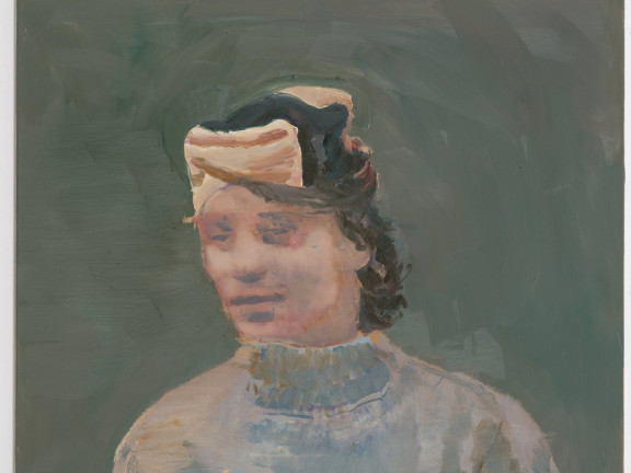 The hat, a headgear with an all-round brim, 2010