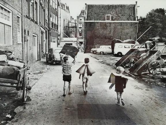 Snoekjesgracht, Amsterdam, 1956