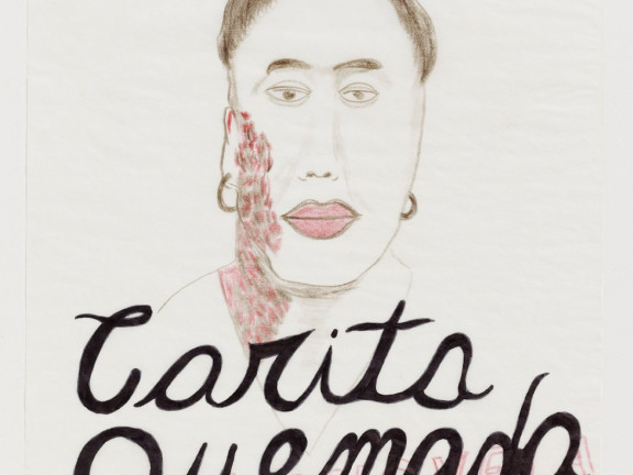 Carita Quemada (little burnt face), 2007