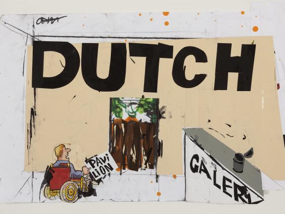 Untitled (Dutch Pavilion), 2017