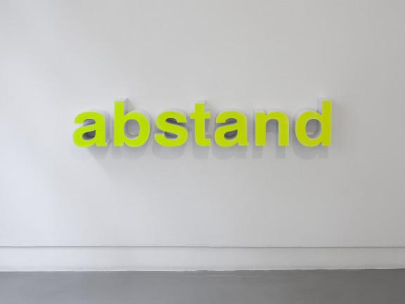 abstand, 2018