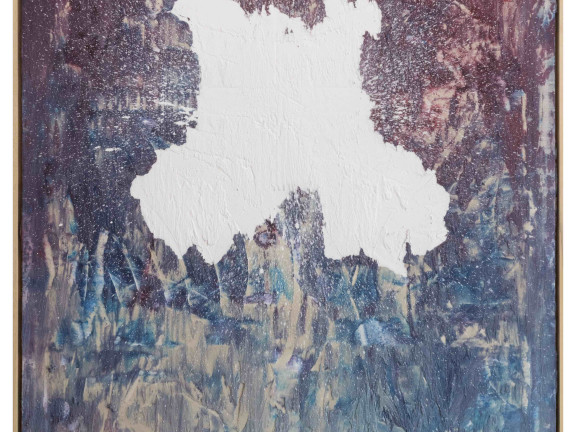 Untitled 9 (ghostwhite#f8f8ff e mistyrose#ffe4e1 e mediumaquamarine#66cdaa), 2016
