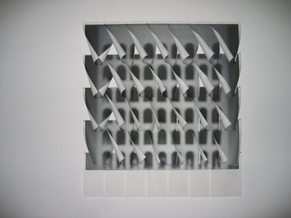 Former Futures 2 (Hiroshi Sugimoto - wall paper prints), 2008