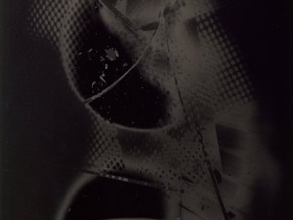 Solarised Photogram #1, 2007