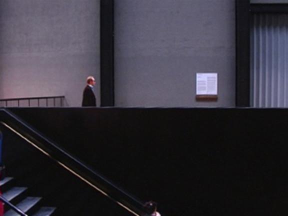 Secret Strike: Tate Modern, 2006
