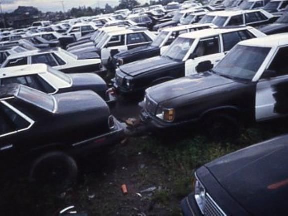 Patrol Junkyard, 2003