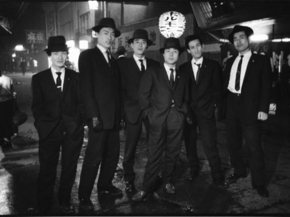 Yakuza, Osaka, Japan, 1960