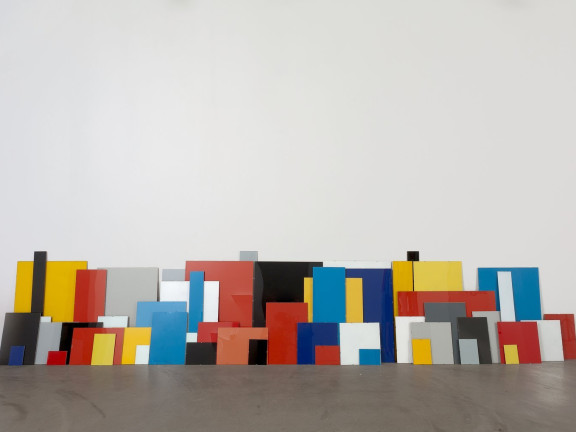 Your present time orientation (Second Act) - Random abstraction, 2011