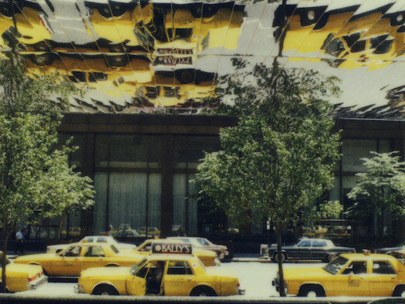 Hilton 6th Ave, New York City, 1986
