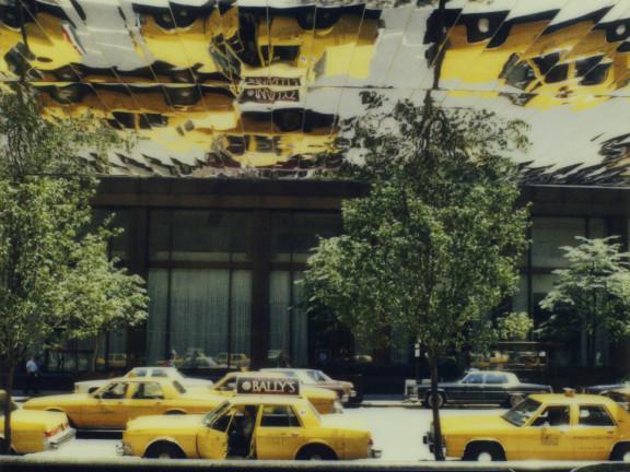 Hilton 6th Ave, New York City, 1986