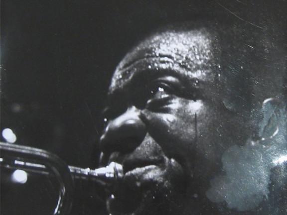 Louis Armstrong, Concertgebouw, Amsterdam, 1955