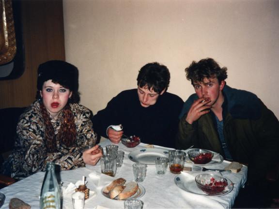 Shachunia - Eva, Sasha and Alosha, 1993
