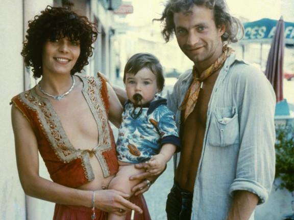 France, St. Tropez (family), 1974