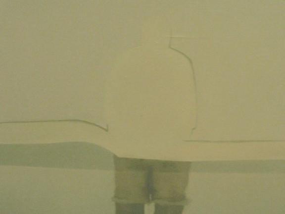 "Little Illegitimate Correction ""The Idea of North"", 2005"