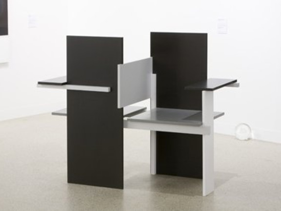 Berlinchair Loveseat, 2001