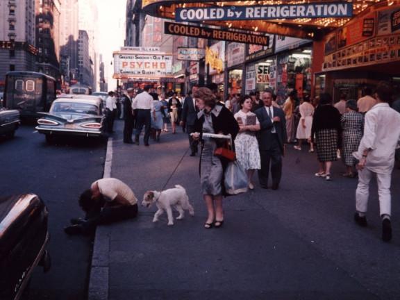 42nd street NY, 1969