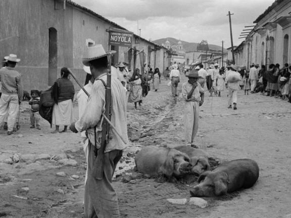 Tlacolula, Oaxaca, Mexico, 1960