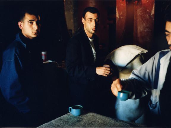 Bertien van Manen - Tbilisi - Bathhouse, 1993