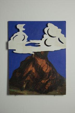 vulkaanvrouw/ volcano woman, 2013