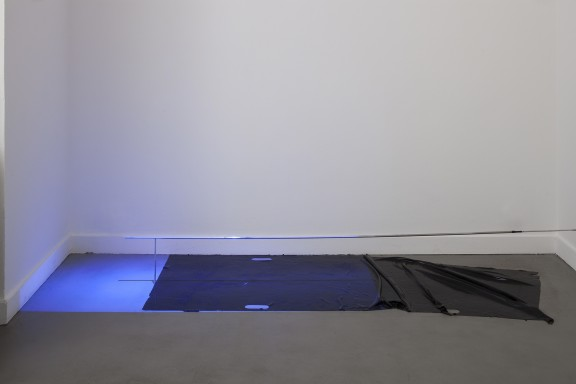 Untitled (M: I have two rooms; L: I have seen from different windows), 2015