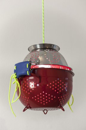 A lamp made by the artist for his wife (Seventh attempt), 2013