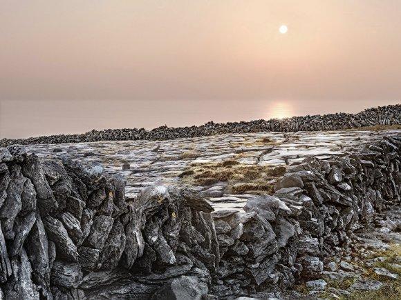 Rock Wall, Black Head 1