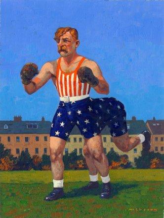 Yankee Dan Halligan-and-a-half