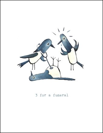 Niamh Sharkey - Three for a Funeral