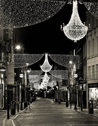 Grafton Street Christmas