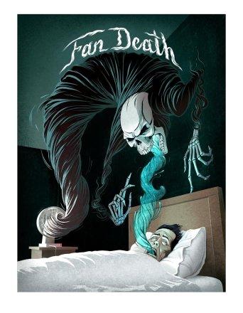 Damian O'Donohue - Fan Death