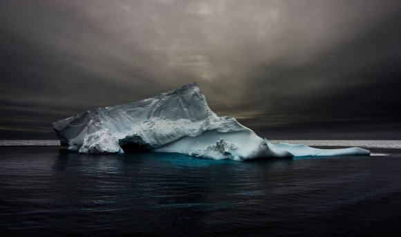 Iceberg Collapse