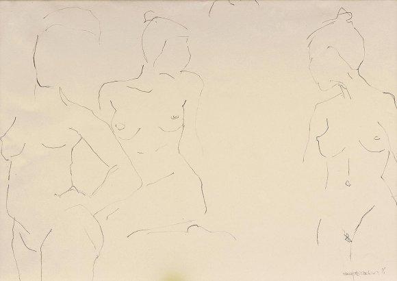 3 Nudes
