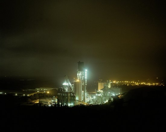Cement Plant I, 2011